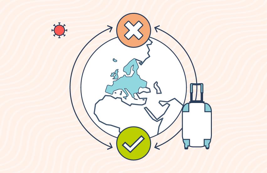 ევროკავშირის საბჭომ ეპიდსიტუაციის გათვალისწინებით უსაფრთხო ქვეყნების სია განაახლა