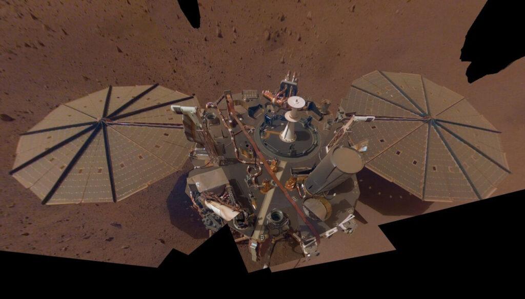მარსზე რეკორდულად ძლიერი სამი მიწისძვრა დააფიქსირეს — #1tvმეცნიერება
