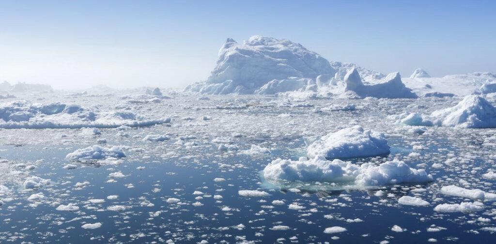 პოლარული ყინულის დნობა დედამიწის ქერქში ფართომასშტაბიან ცვლილებებს იწვევს — ახალი კვლევა #1tvმეცნიერება