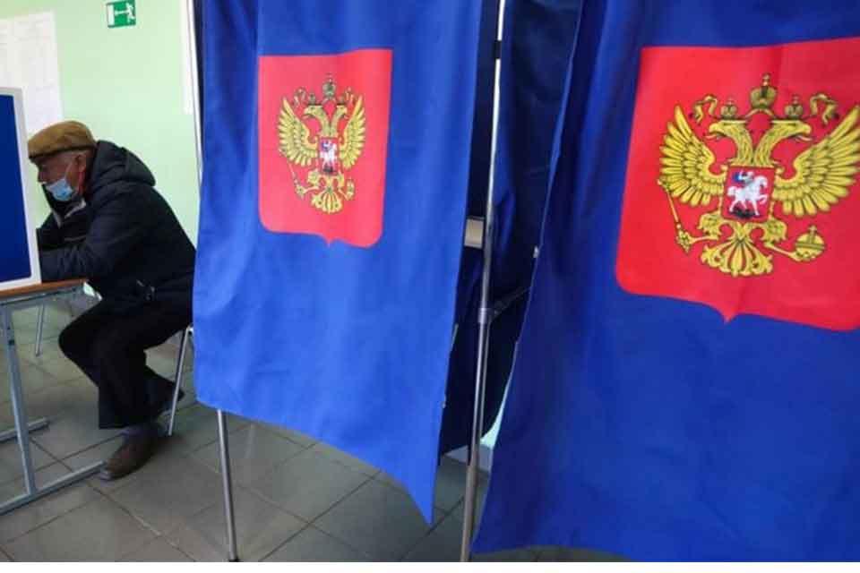 მსოფლიოს ამბები - რუსეთის არჩევნების ტრადიციული გამარჯვებული
