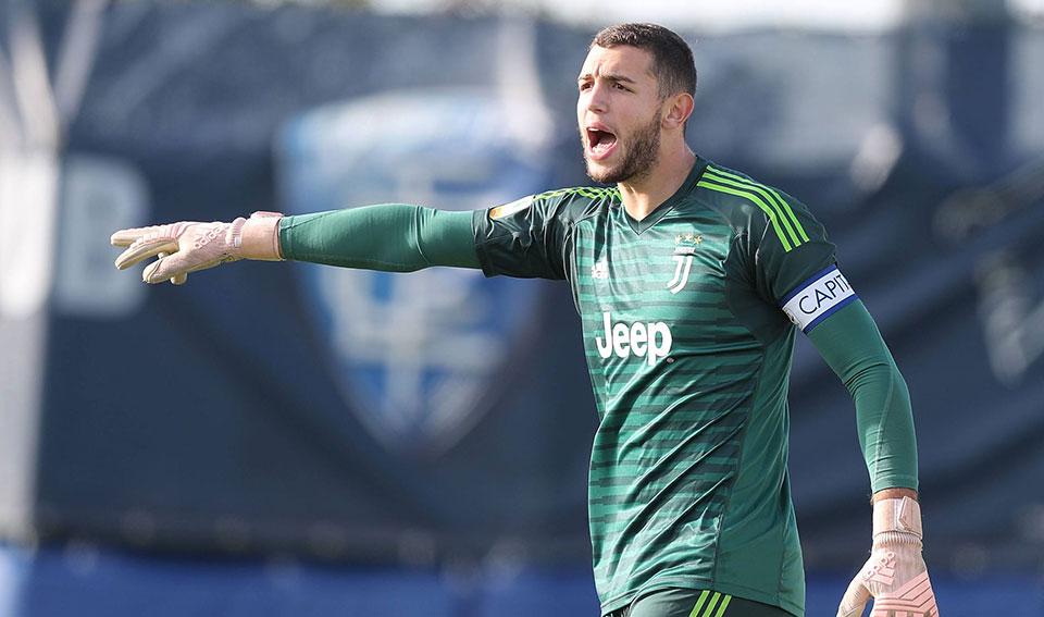 """მეკარე ლორია იტალიაშიც თამაშობს - """"იუვენტუსის"""" 23-წლამდე გუნდის ყოფილ კაპიტანს ასაკობრივ ნაკრებებშიც იწვევდნენ #1TVSPORT"""