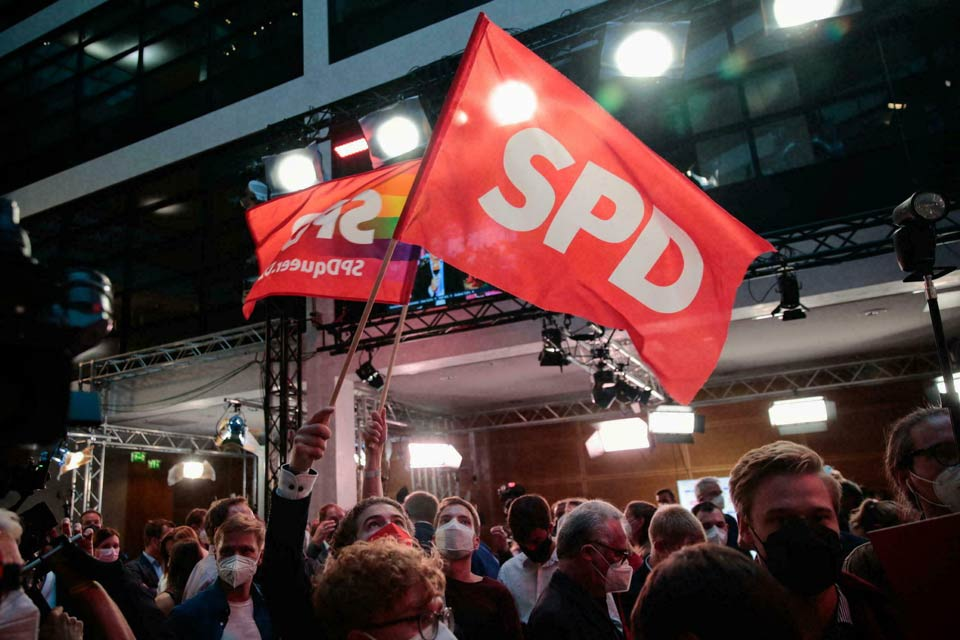 განახლებული საპროგნოზო მონაცემებით, გერმანიის საპარლამენტო არჩევნებში სოციალ-დემოკრატების უპირატესობა გაიზარდა