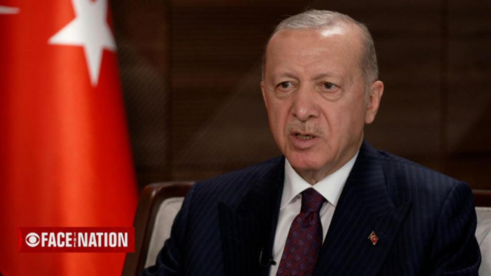 რეჯეფ თაიფ ერდოღანი - თურქეთს სურს, რომ ამერიკელმა სამხედროებმა დატოვონ სირიისა და ერაყის ტერიტორია, ისევე როგორც ეს ავღანეთის შემთხვევაში მოხდა
