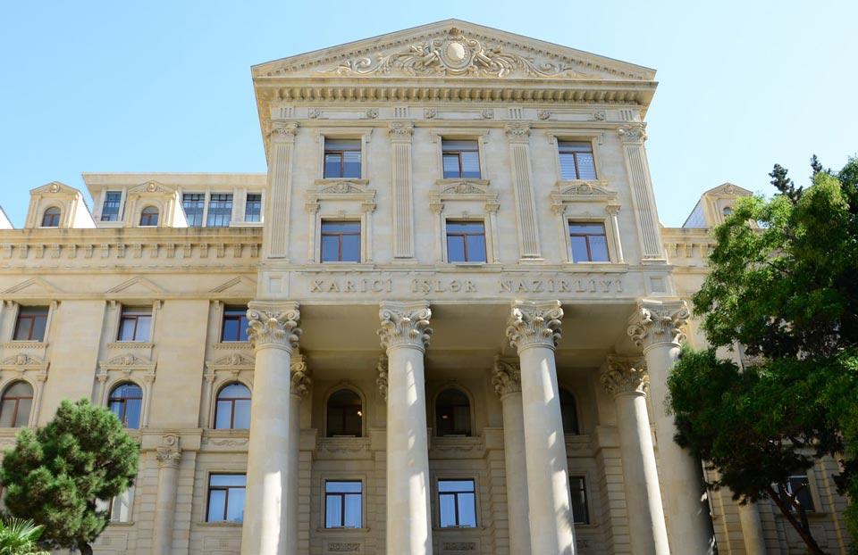 Ադրբեջանը պատրաստ է կարգավորել Հայաստանի հետ հարաբերությունները միջազգային իրավունքի սկզբունքները խստորեն պահպանելու հիման վրա. Ադրբեջանի ԱԳՆ