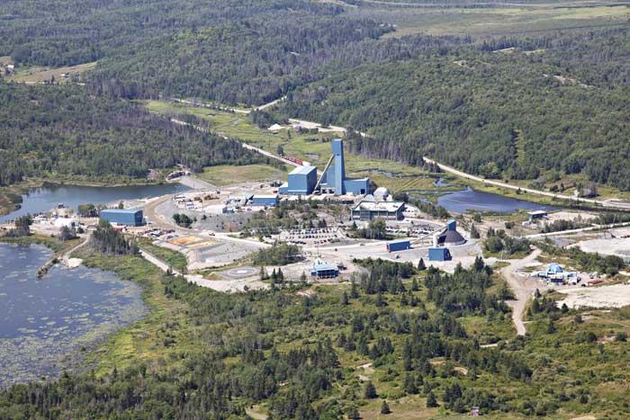 კანადის ონტარიოს პროვინციის ქალაქ სედბერიში მაღაროში 39 მაღაროელი აღმოჩნდა ბლოკირებული