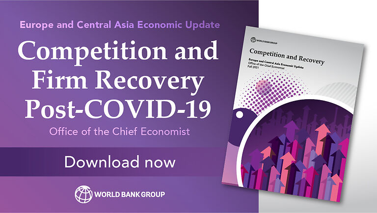 Fast recovery underway in Georgia as strong rebound boosts economies in emerging Europe and Central Asia