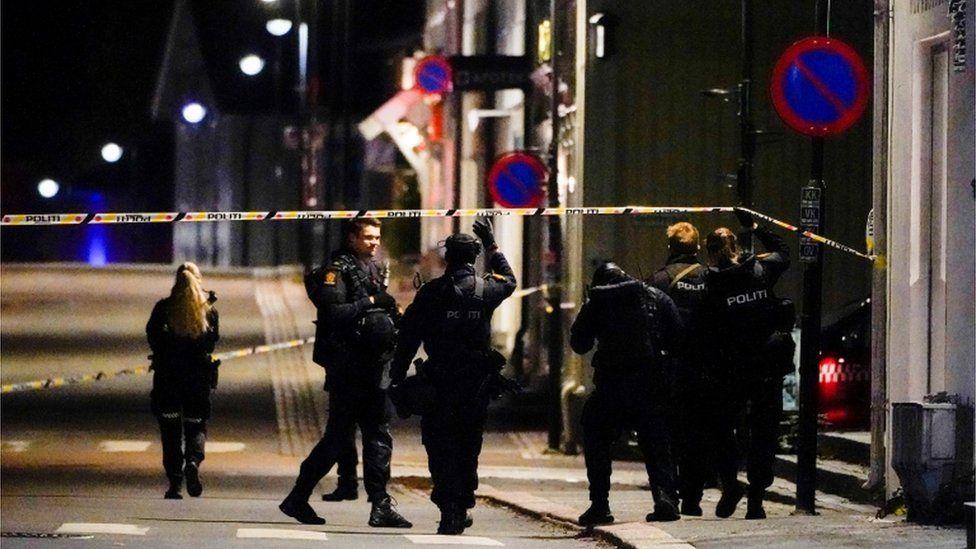 ნორვეგიის ქალაქ კონგსბერგში მამაკაცმა მშვილდ-ისრით რამდენიმე ადამიანი მოკლა